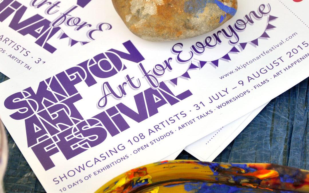 Skipton Art Festival 2015
