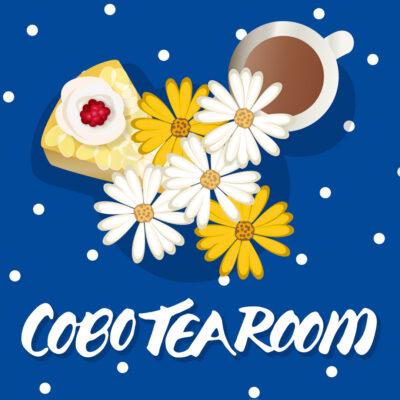 Branding af Cobo Tearoom Room